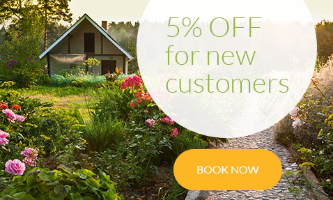 London customers gardening company offer