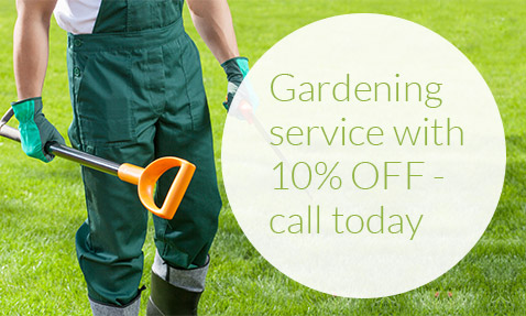 London offer gardening removal service with 10 gbp off call today